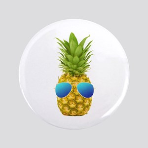 Cool Pineapple Button