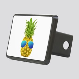 Cool Pineapple Rectangular Hitch Cover