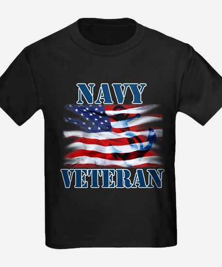 Navy Veteran copy T-Shirt