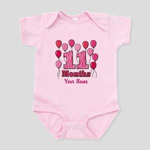 Eleven Months - Baby Milestones Body Suit