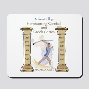 Adams College Homecoming Mousepad
