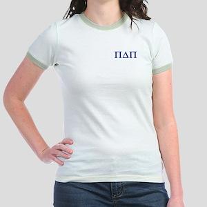 Pi Delta Pi Homecoming Jr. Ringer T-Shirt