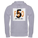 FDO 5 / Cities (multi colored) Hooded Sweatshirt