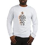 FDO 5 Cities Long Sleeve T-Shirt