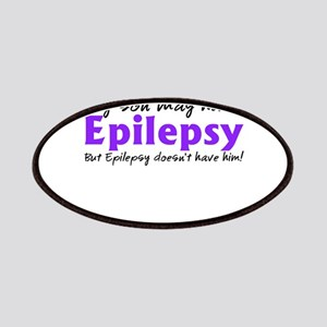 My son may have epilepsy Patches