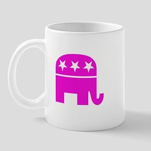 RepublicanGirl3 copy Mugs