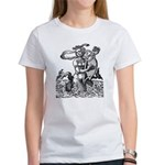 Mermaid with Lyre Women's T-Shirt