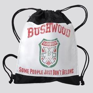 Caddyshack Bushwood Some People Jus Drawstring Bag