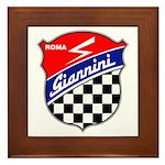 Giannini Framed Tile