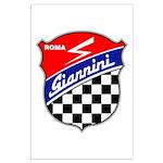 Giannini Large Poster