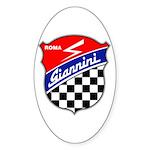 Giannini Oval Sticker