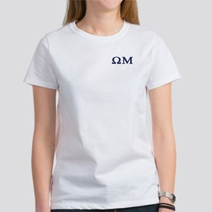 Omega Mu Homecoming Women's T-Shirt