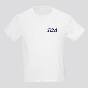 Omega Mu Homecoming Kids T-Shirt