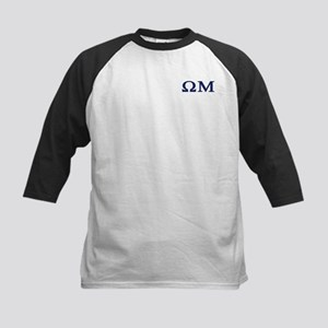 Omega Mu Homecoming Kids Baseball Jersey