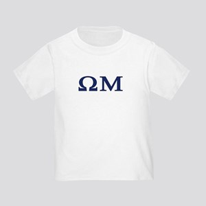 Omega Mu Homecoming Toddler T-Shirt