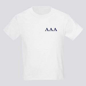 Lambda Lambda Lambda Homecoming Kids T-Shirt