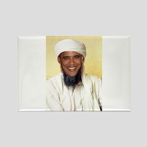Barack Obama Bin Laden Rectangle Magnet