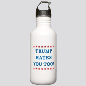 Trump Hates You Too Stainless Water Bottle 1.0L