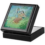 Keepsake Box Radha & Krishna