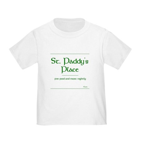 St. Paddy's Place Toddler Tee