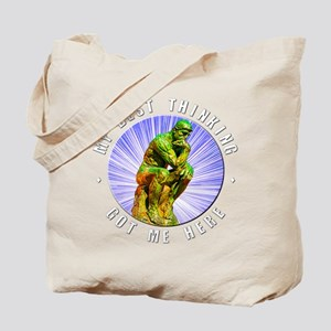 """""""Best Thinking"""" Tote Bag"""