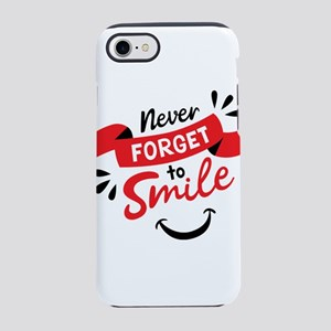Smile iPhone 7 Tough Case