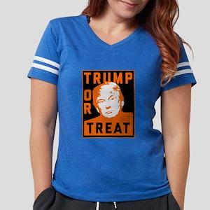 Trump or Treat Womens Football Shirt