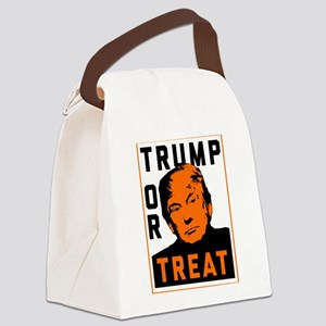 Trump or Treat Canvas Lunch Bag