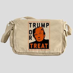 Trump or Treat Messenger Bag