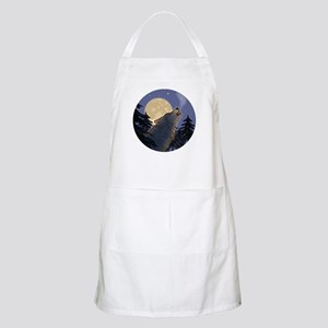 Howling Wolf BBQ Apron