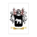 Benjaminov Mini Poster Print