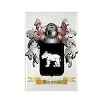 Benjamini Rectangle Magnet (100 pack)