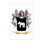 Benjamini Mini Poster Print