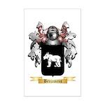 Benjamens Mini Poster Print