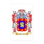Benito Sticker (Rectangle 10 pk)