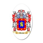 Benito 20x12 Oval Wall Decal