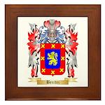 Benitez Framed Tile