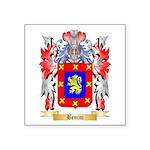 Benini Square Sticker 3