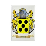 Benick Rectangle Magnet (100 pack)