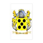 Benick Sticker (Rectangle)