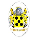 Benick Sticker (Oval)