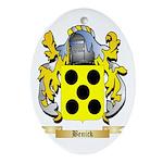 Benick Ornament (Oval)