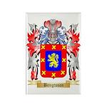 Bengtsson Rectangle Magnet (100 pack)