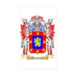 Bengtsson Sticker (Rectangle 50 pk)