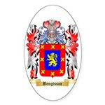 Bengtsson Sticker (Oval 50 pk)