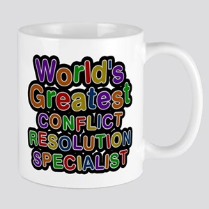 Worlds Greatest CONFLICT RESOLUTION SPECIALIST Mug