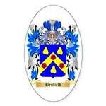 Benfield Sticker (Oval 50 pk)