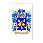 Benfield 20x12 Wall Decal