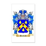 Benfield 35x21 Wall Decal