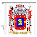 Benettollo Shower Curtain